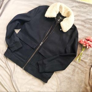 H&M Wool Jacket - Woman's M